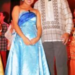 LV pictures: Singer Vanessa Bayot with actor Bernardo Bernardo