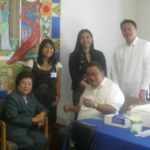 St. Vincent Medical Center conducts free health screening in Historic Filipinotown