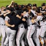 Thwarted Giants legends find peace in Series title