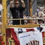 Thousands cheer on Giants at San Francisco parade
