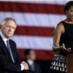 Michelle Obama hits the campaign trail for Harry Reid