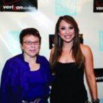 Peace over Violence honors Filipina Cheryl Burke at 39th annual Humanitarian Awards Dinner