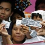 Parliament blocks Philippines condom funding