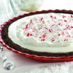 A Showy, Snowy Holiday Pie