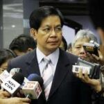 Lacson says he will not surrender