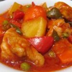 Delicious Chicken Afritada recipe
