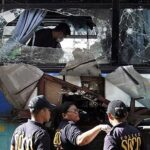 Terror alert in Philippines after bus bomb kills 4