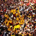 Philippine faithful flock to 'Black Nazarene'