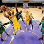 Celtics beat Lakers 109-96 in NBA finals rematch