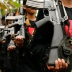 NPA rebels raiding typhoon relief convoys: police