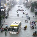 Heavy rains kill eight in Philippines
