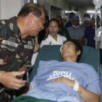 Philippine rebel leader snared by affair
