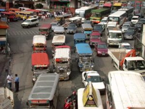 Vehicles Traffic (MNS photo)