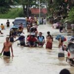 Floods kill four in Philippines