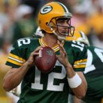 Step by step, Aaron Rodgers making Packers his own