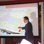 Air China launches second daily nonstop flight to Beijing