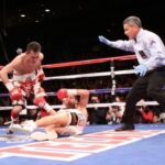 Donaire knocks out Montiel, captures twin world bantam titles