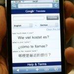 Google translation 'app' hits iPhone