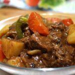 Tender Beef Mechado recipe