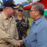 Ex-Philippine military chief Angelo Reyes commits suicide
