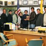 Mayor from Naic, Cavite visits Carson City Hall