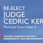 Filipino Judge Kerns runs for fourth term
