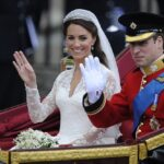 The big day! William and Catherine marry in royal wedding at Westminster Abbey