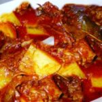 Beef Mechado Pinoy recipe