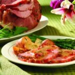 Easter inspiration: Roasted Ham Saltimbocca