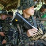 Seven dead as Philippine rebel resists arrest