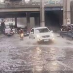 Heavy rain causes floods, traffic jams in Metro Manila