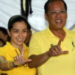 P-noy dating someone new