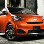 2012 Scion iQ Premium Micro-Subcompact is world's smallest four-seater