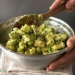A refreshing twist on traditional guacamole