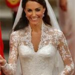 Kate's wedding dress goes on display in London