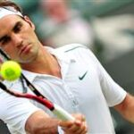 Federer at peace with age and ranking