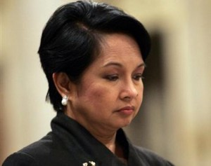 Former President Gloria Macapagal Arroyo (MNS Photo)