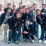 Azkals visits Albay for a break