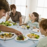 Dinner makes a difference in fighting childhood obesity