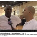 Charlotte Bobcats owner Michael Jordan slapped with $100,000 fine