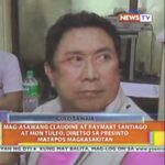 No CCTV video of Claudine-Raymart-Tulfo fight