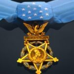 "Jose Nisperos' Medal of Honor (similar to the picture) was finally recovered after a frenetic 90-year search of his great-granddaughter Maria Delilah Turzar after a relative ""borrowed"" it purportedly to help the veteran in his war claims."