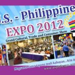 The US-Philippines Expo 2012 will be at the Fairplex Pomona, CA on August 4-5, 2012