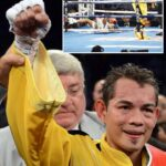 Donaire takes world featherweight title