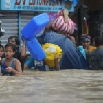 More than one million battle Philippine floods