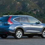 American Honda reports July auto sales: CR-V sets seventh consecutive monthly sales record