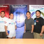 GMA Int'l supports Pinoy global runner Cesar Guarin in his run across the world