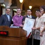 L.A. CITY COUNCIL PROCLAIMS OCTOBER 2012 AS FILIPINO-AMERICAN HISTORY MONTH