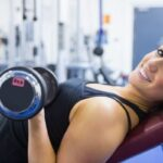 A new study announced Tuesday supports hitting your gym's weight room, finding that people who pump iron are less likely to have risk factors linked to heart
