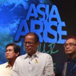 President Aquino underscores need for country's leaders to seek God's help to achieve sustained economic growth
